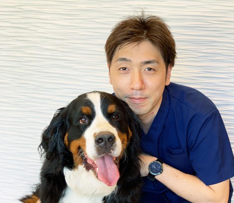 院長 獣医師 上田 隆喜
