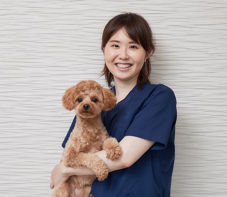 獣医師 斎藤 久美子